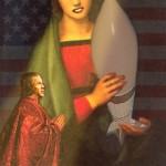 Our Lady of Missiles/ Nuestra señora de los Misiles. María de las Cadenas. La cartelera. 2003