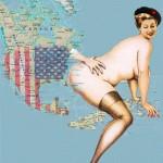 USA & Cuba/ EEUU y Cuba. María de las Cadenas. La cartelera. 2004