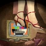 Spanish public television/ La televisión pública española. María de las Cadenas. La cartelera. 2005