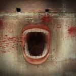 Screaming wall/ Muro que grita. Angeles Cáceres. Diario Información. 2008