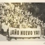 We want new year now!/ ¡Año nuevo ya!. Angeles Cáceres. Diario Información. 2008