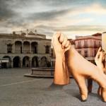Now & before of the spanish squares (15M)/ Ahora y antes en las plazas españolas (15M). Pilar Garcés. Diario de Mallorca. 2011