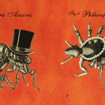 An entomology of corruption/ Entomología de la corrupción. Pilar Garcés. Diario de Mallorca. 2013