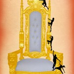 Argue about monarchy/ Opinar sobre la monarquía. Pilar Garcés. Diario de Mallorca. 2014