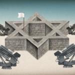 Israel defense policy/ La política de defensa de Israel. Jose Maria Tortosa. Diario de Mallorca. 2015